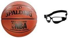 Spalding NBA Grip Control Batoh Indoor/Outdoor - 3001550010717 + Dribble Specs No Look Basketball Eye Glass Goggles