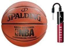 Spalding NBA Grip Control Batoh Indoor/Outdoor + Air Jordan Essential Ball Pump