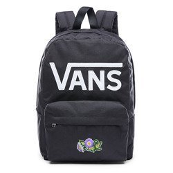 VANS - New Skool Backp Batoh Custom Flowers - VN0002TLY28 000