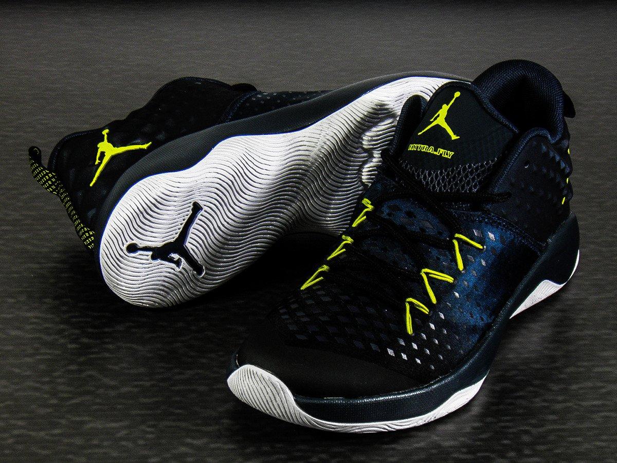 Air Jordan Extra.Fly Basketbalové boty - 854551-014 czarne z ... 24d7e16f472