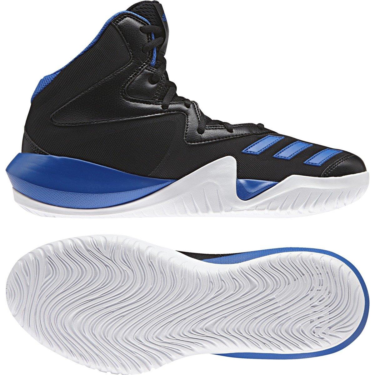 Adidas Crazy Team 2017 basketbalové boty - BB8253 niebiesko-czarne ... 8bfcfa92e1