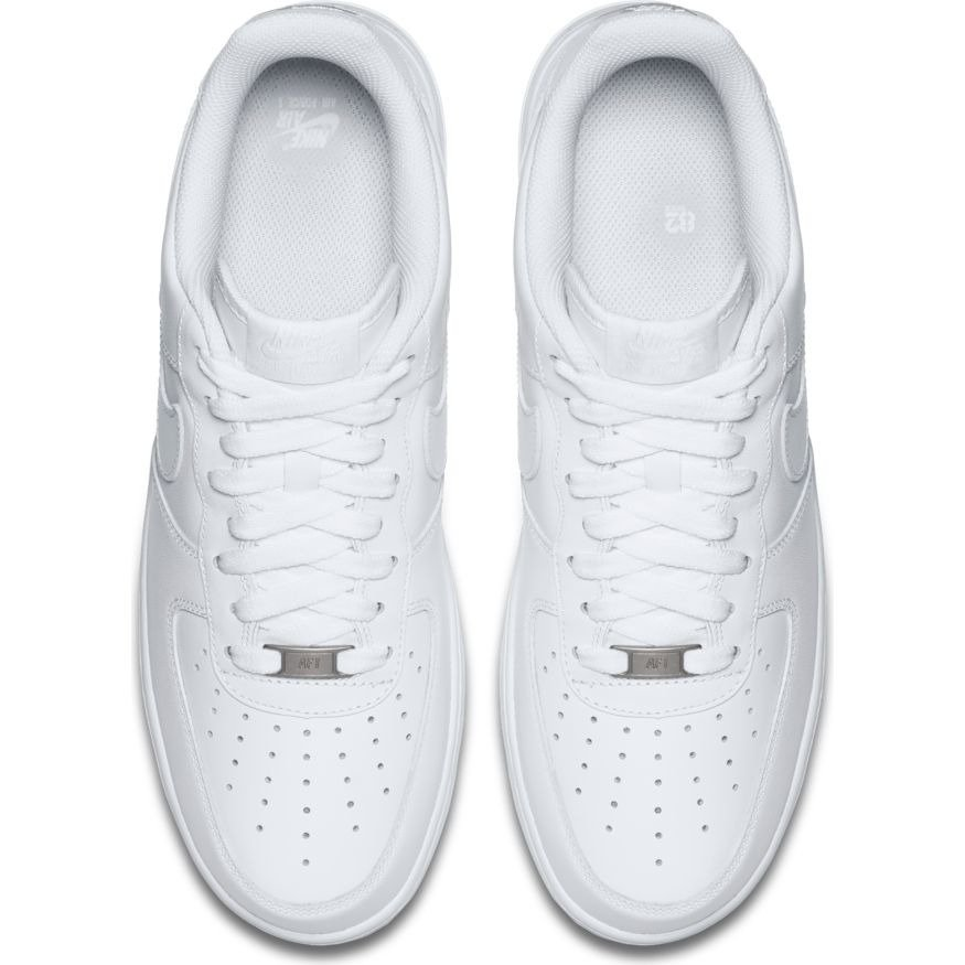 ... Nike Air Force 1 Low All White Boty - 315122-111 ... 3346c289f7a
