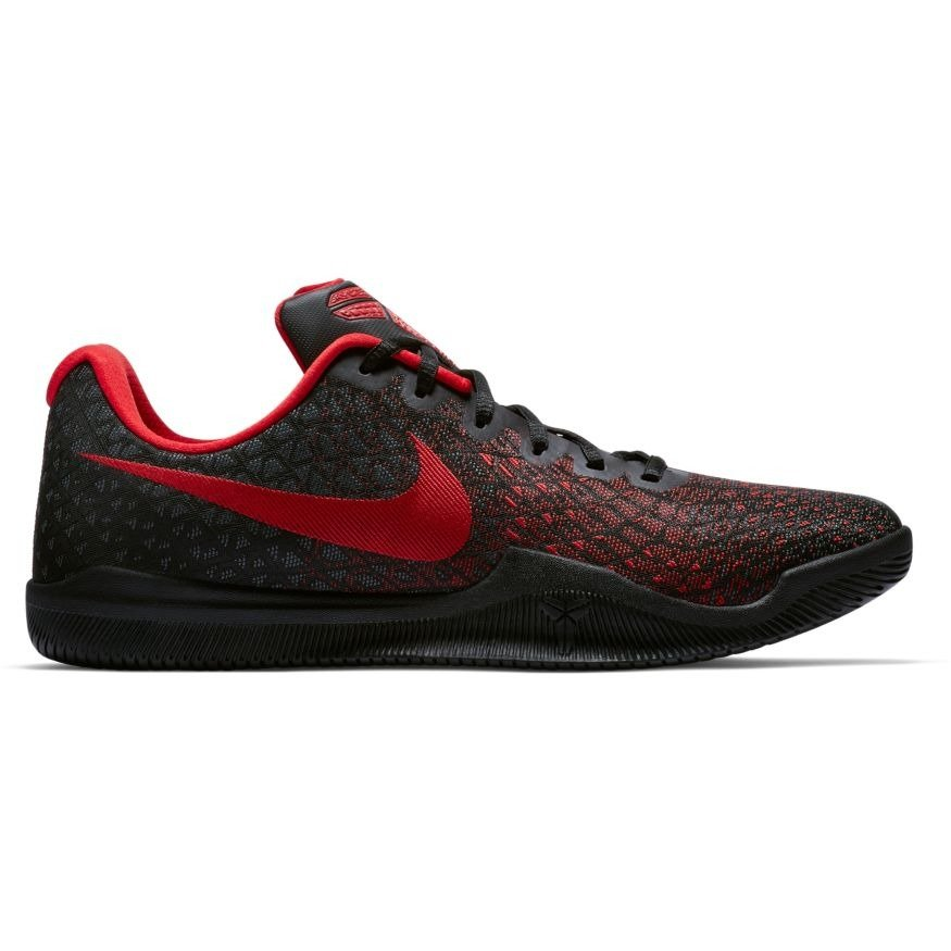 ed22b1124d7 Nike Kobe Mamba Instinct basketbalové boty - 852473-016 Black ...