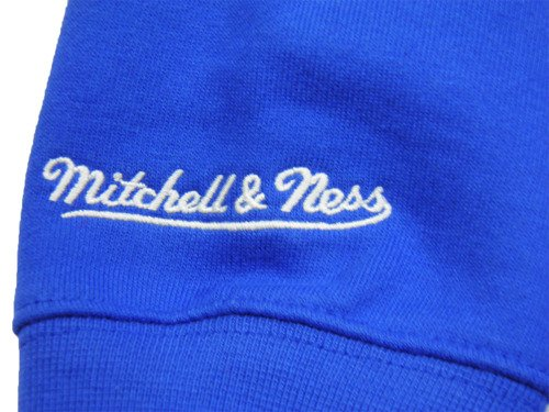 Mitchell & Ness Golden State Warriors NBA Team Arch Crew Halenka- MN-NBA-TMARCHCREW-GOLWAR
