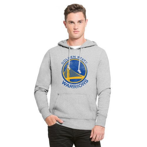 47 Brand NBA Golden State Warriors Mikina s kapucí - 307115