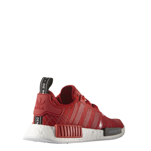 Adidas NMD R1 Lush Red Spider Maze Boty - s79385