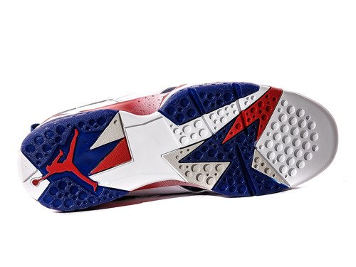 "Air Jordan 7 Retro ""Olympic Alternate"" Boty - 304775-123"