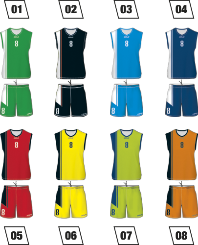 Colo SWIFT basketball set
