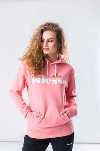 Ellesse torices oh hoody pink Mikina s kapucí - sgs03344