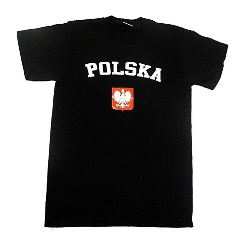 Fruit of the Loom Custom Poland T-shirt