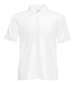 Fruit of the Loom Slim Fit Polo T-shirt - 632080 30