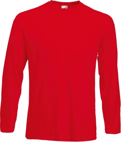 Fruit of the Loom Valueweight Long sleeve - 610380-40