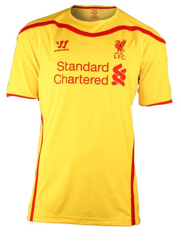 LIVERPOOL Away Warrior - WSTM404