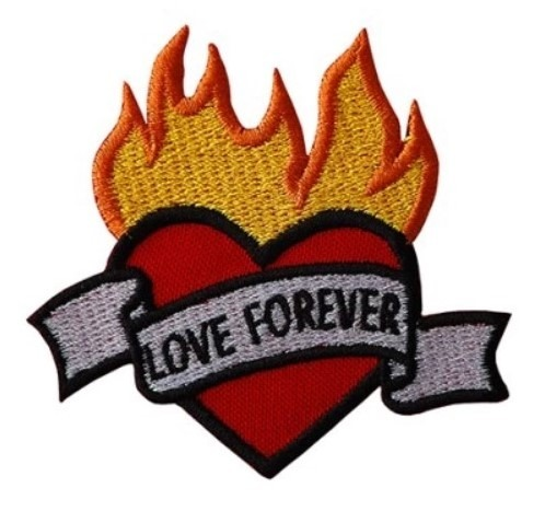 Love Forever Patch