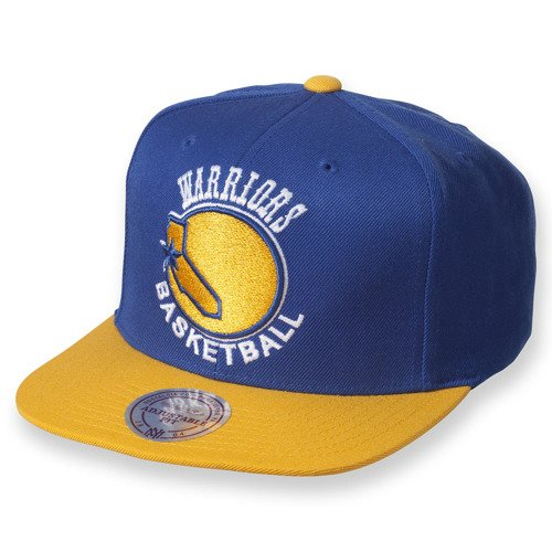 Mitchell & Ness Golden State Warriors Snapback MN-HWC-NJ16Z-5WARRI-MTC-OS
