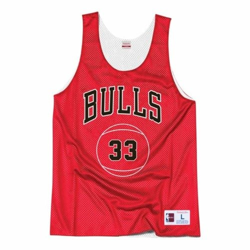 Mitchell & Ness NBA Scottie Pippen Chicago Bulls Reversible Tank top - BA85AH