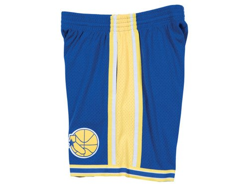 Mitchell & Ness NBA Swingman Golden State Warriors Basketbalové šortky