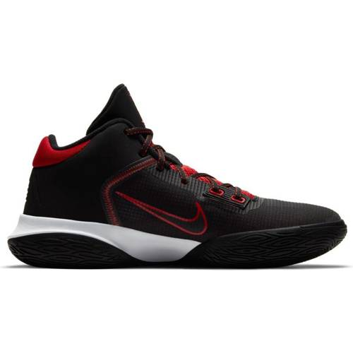 Nike Kyrie Flytrap IV White Black Red - CT1972-004