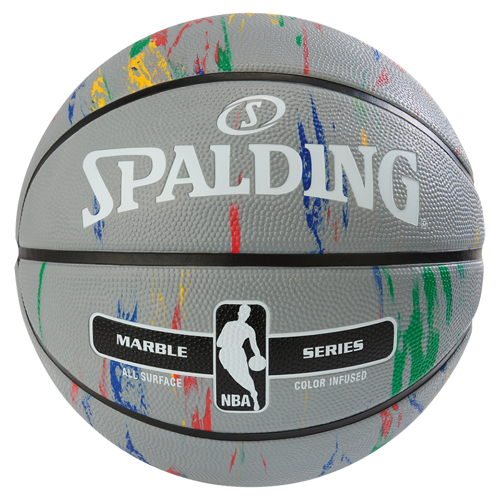 Spalding NBA Basketball Marble Series míč