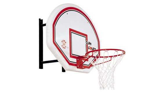 Sure Shot 541 Maxi Combo Basketball Set with wall-mounting