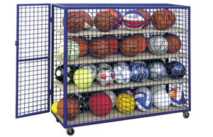 Sure Shot Lockable Ball Storage Locker