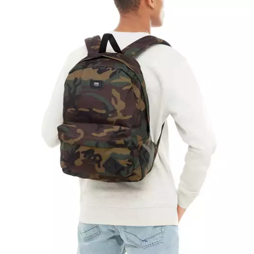 VANS Old Skool II Backpack Classic Camo /Black Batoh - VN000ONIJ2R 810